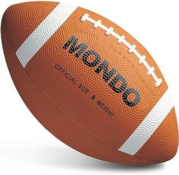 Mondo - Balón de fútbol Americano (13222): Amazon.es: Juguetes y ...