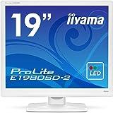 iiyama ディスプレイ モニター ProLite E1980SD-W2 19インチ/SXGA/LED/スクエア型
