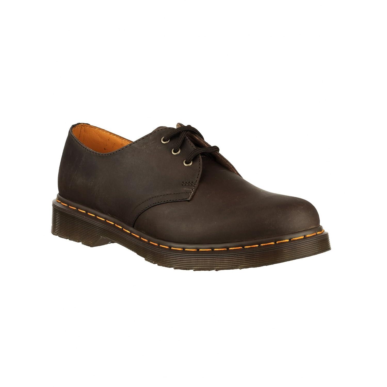 Dr Martens - Zapatos Modelo 1461Z con cordones hombre caballero 38 EU|Gaucho