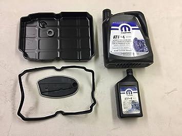 Mopar Dorman SH Kit de servicio y transmisión automática aceite ...