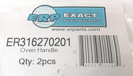 Oven Door Handle for Frigidaire Part # 316270201 ER316270201