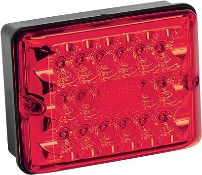 Bargman Lights 4286101 Red LED Light Upgrade