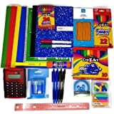 Back to School Supplies Essential Middle School Bundle - 4th Grade   5th Grade   6th Grade   7th Grade