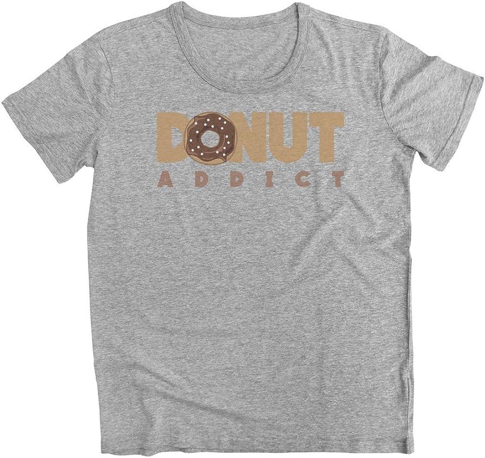 Donut Addict Camiseta sin Mangas para Mujer