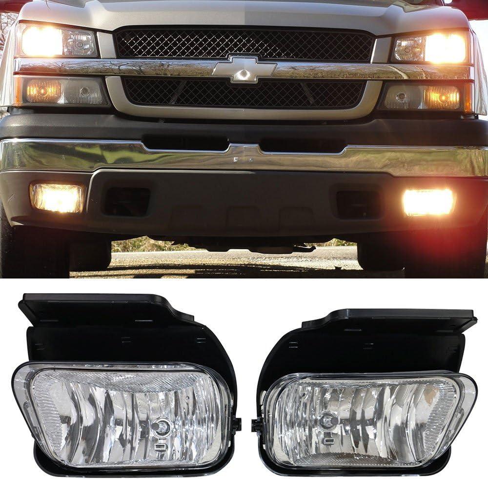 For 2003-2006 Chevrolet Silverado 2500 HD Fog Light Bulb Front Wagner 37453JP