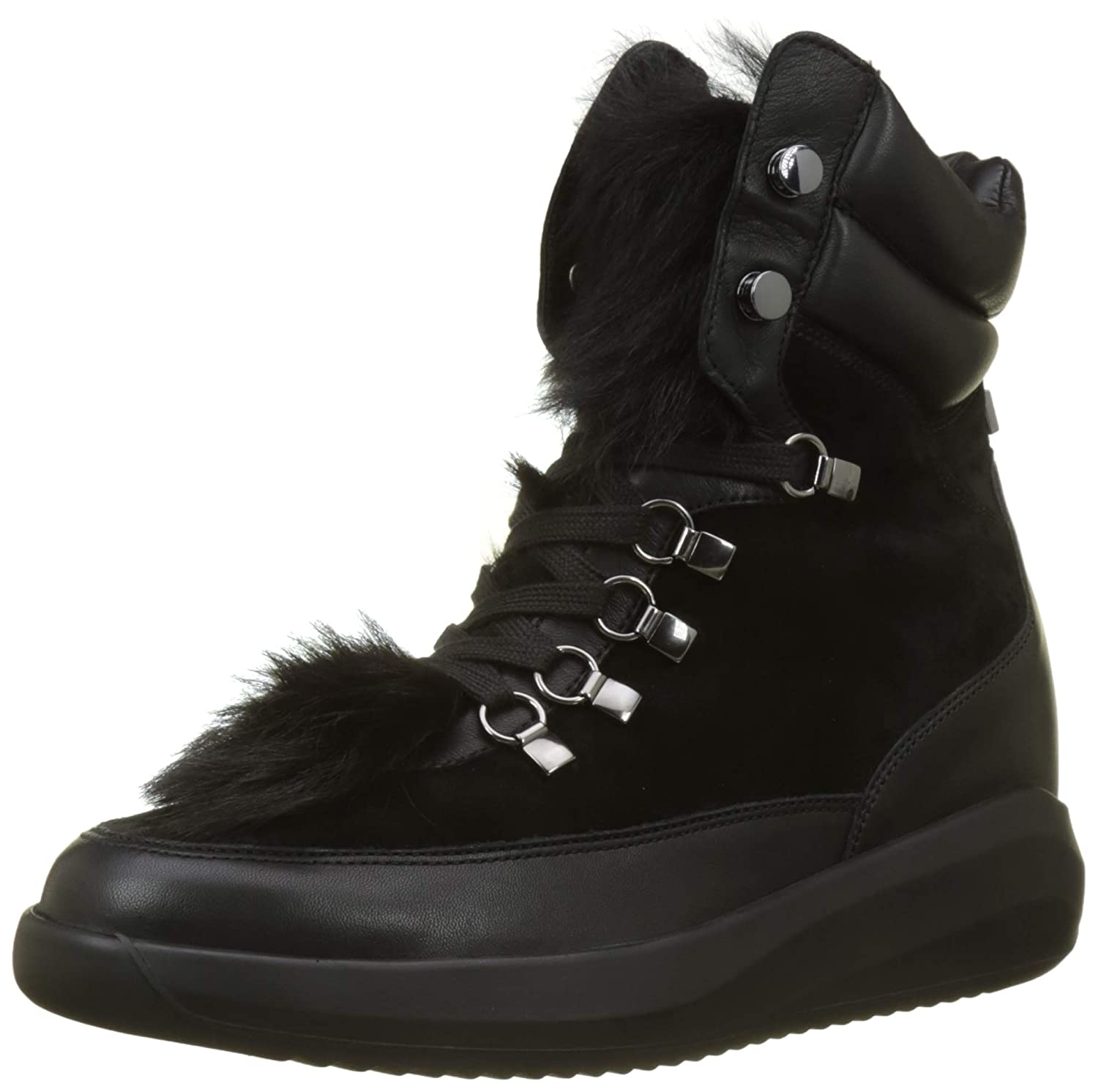 H/ÖGL Womens Cosycosmo Hi-Top Trainers