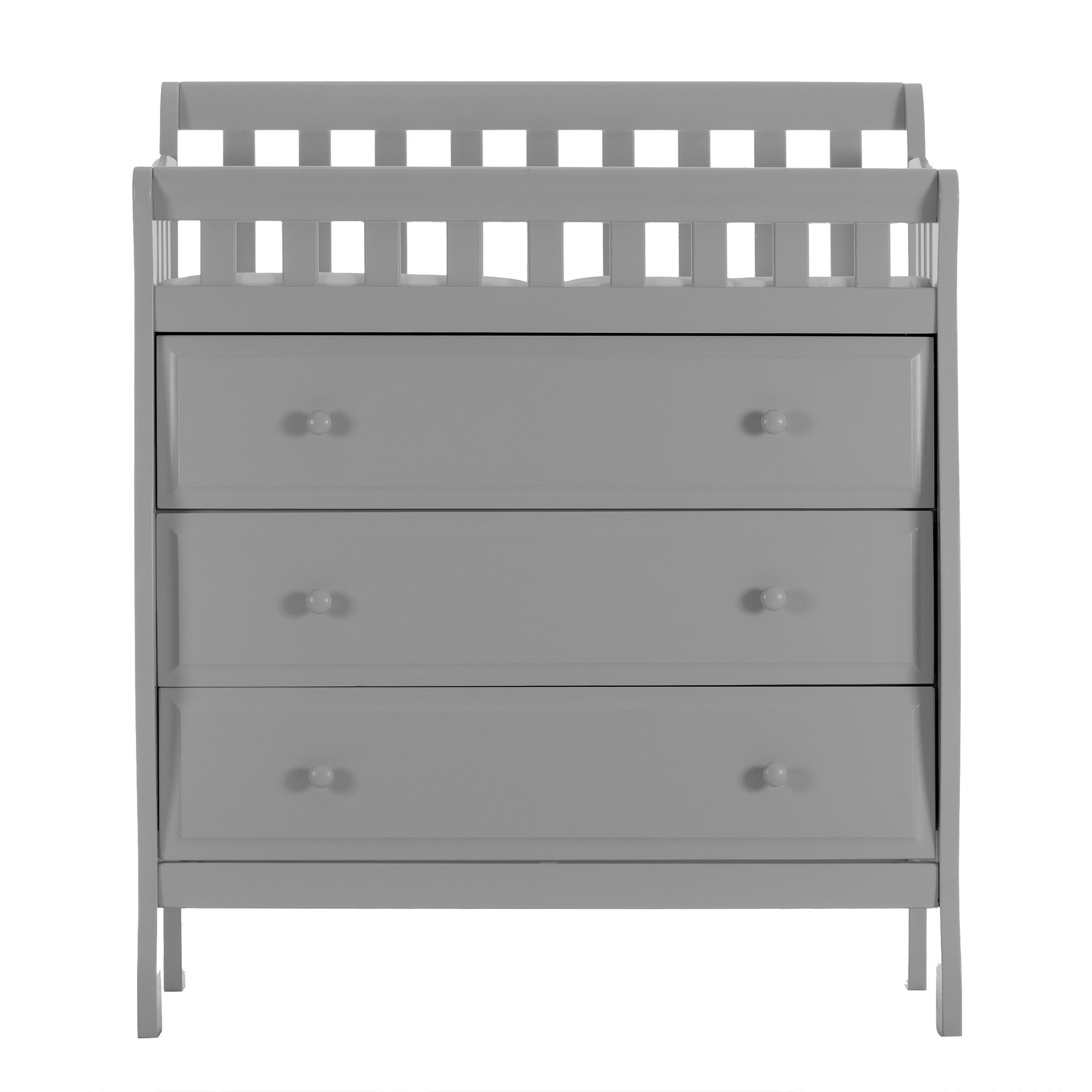 Dream On Me Marcus Changing Table and Dresser by Dream On Me
