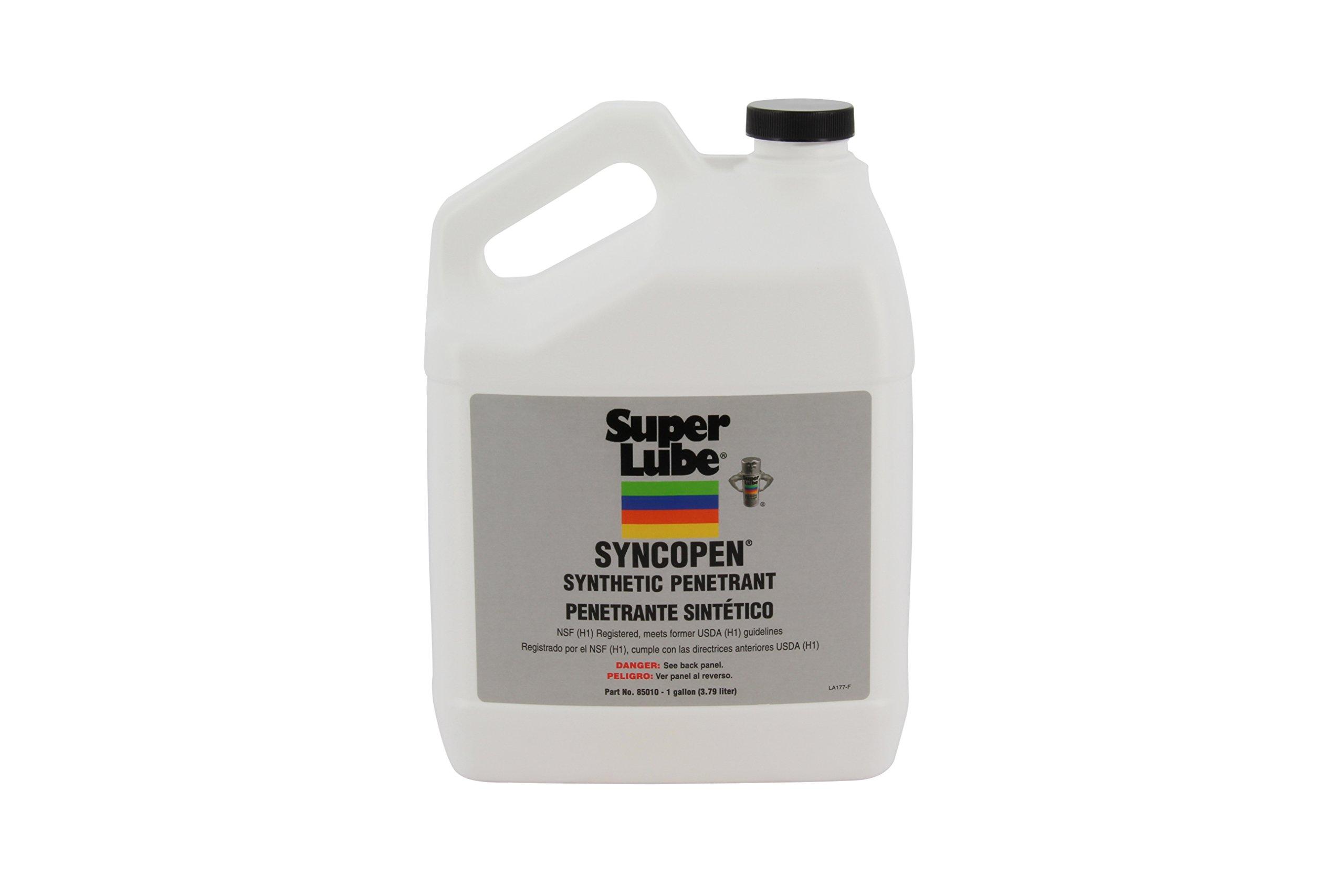 Super Lube® Syncopen - syncopen synthetic penetrant bulk (metal protec