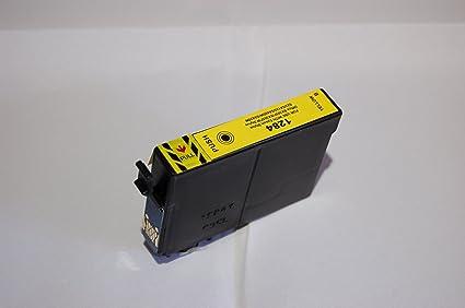Cartucho de tinta compatible con Epson T128 AMARILLO - para ...