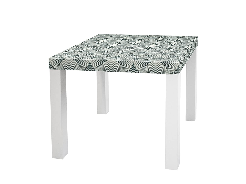 yourdea – pegatinas para muebles Pegatinas para Ikea Lack – Mesa ...