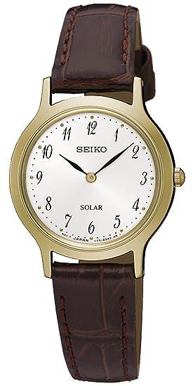 Seiko Solar relojes mujer SUP370P1