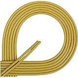 Di ficc hiano© Premuim Cordones (Encerada, runds Nietos para Business de, Traje de Piel y Guantes, 2–3mm de diámetro, Longitudes 45–120cm, Resistente