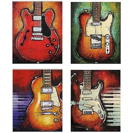 N/íquel Con Bot/ón Oval Musiclily Pro 3x3 Clavijas de Afinaci/ón Clavijero de Repuesto para Guitarra Cl/ásica