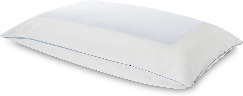 Cuscino Tempur Comfort Cloud.Amazon Com Tempur Pedic Tempur Cloud Breeze Dual Cooling Pillow Queen Home Kitchen