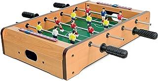 Generic.. Table Foo Table Babyfoot E Top Mini Mini Football couches Fami joueurs Famille joueurs Deluxe Dessus de table Cadeau de Noël Jeu Jouet Cadeau de Noël NV_1001006604-CNUK22-S1