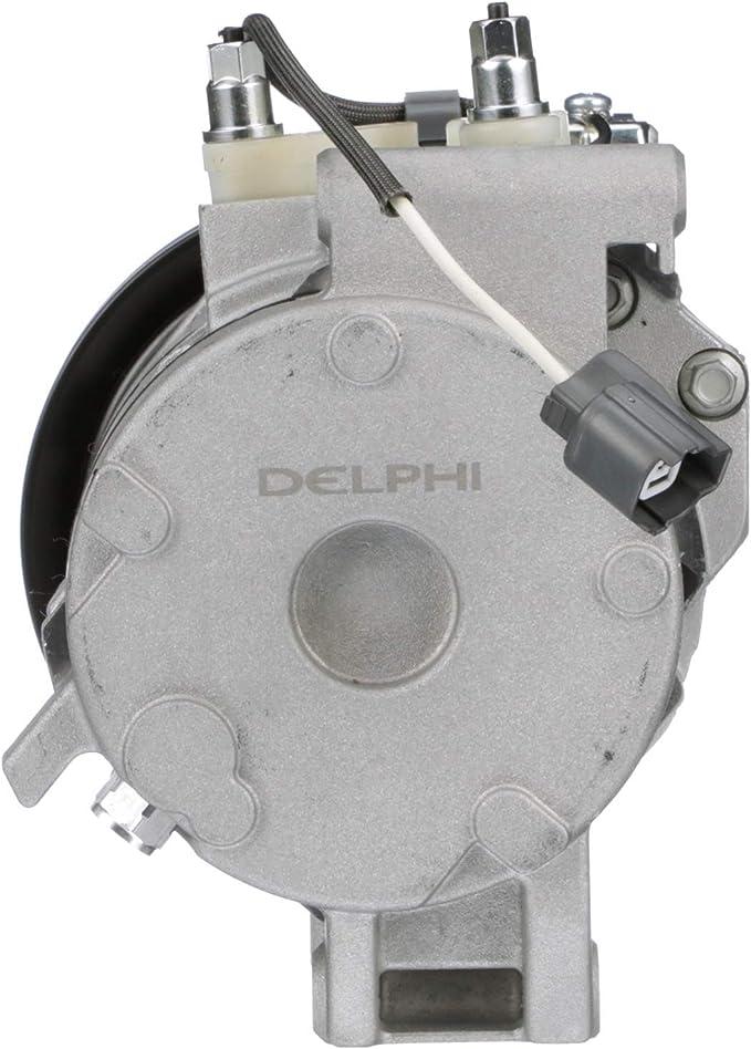 Delphi CS20072 New Air Conditioning Compressor