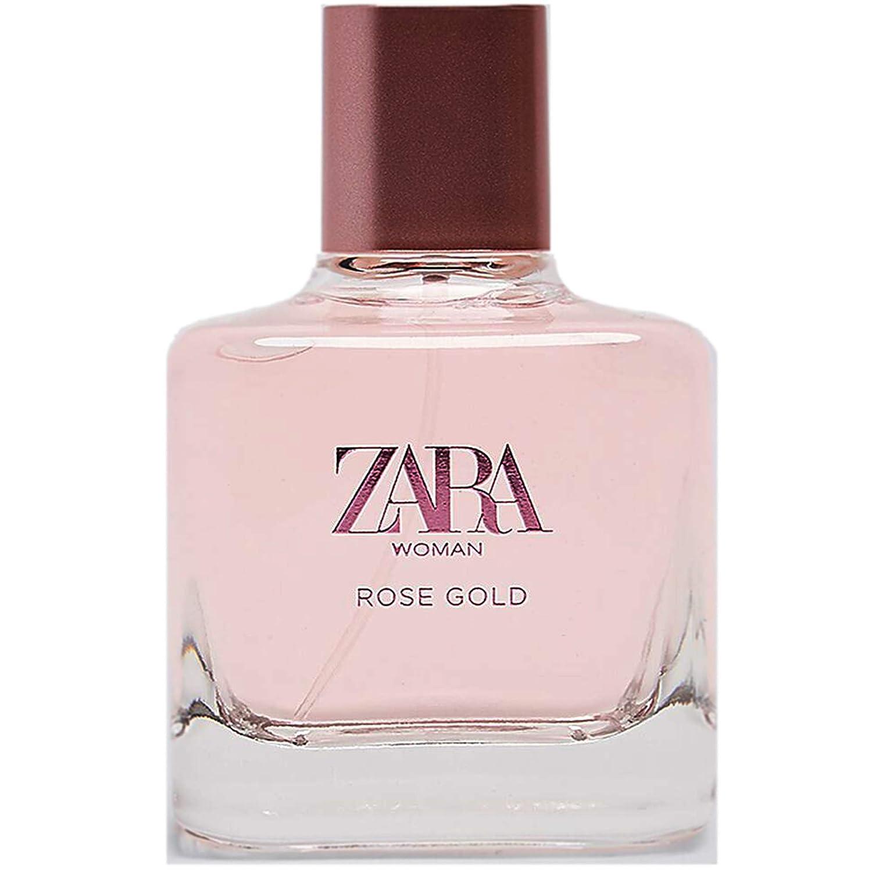 Zara Woman Rose Gold Eau De Parfum