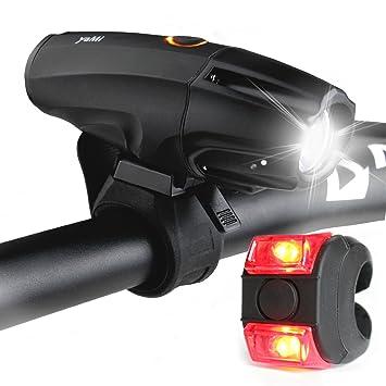LED Beleuchtung Set, YAMI Lichter USB aufladbar Taschenlampe zum ...