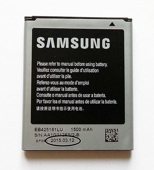 77 opinioni per Batteria originale Samsung EB425161LU, EB-F1M7FLU garanzia europea, per Samsung