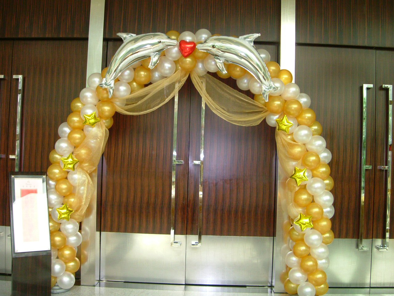 Amazon.com: Balloon Arch Frame Kit Stand Weddings, Proms, Birthday ...