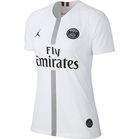 Nike PSG W NK BRT STAD JSY SS 3R - Camiseta, Mujer, Blanco(White ...