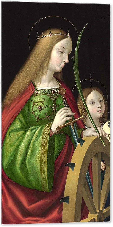 Kuader Le Rei Alfred Sisley - Bebedero (100 x 80 cm)