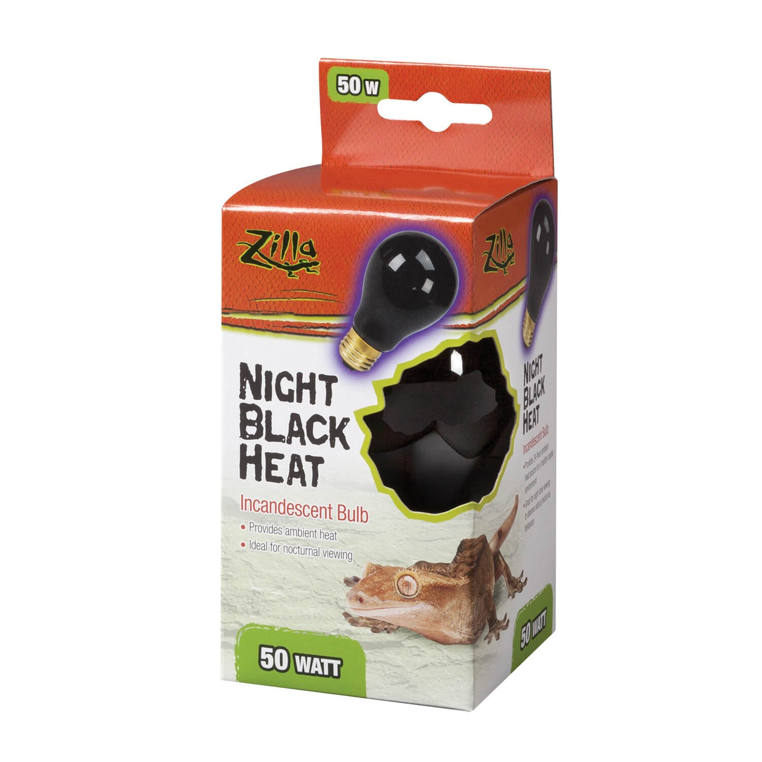 Amazon.com : Zilla 09922 Night Red Incandescent Heat Bulb, 100-Watt : Aquarium Lights : Pet Supplies