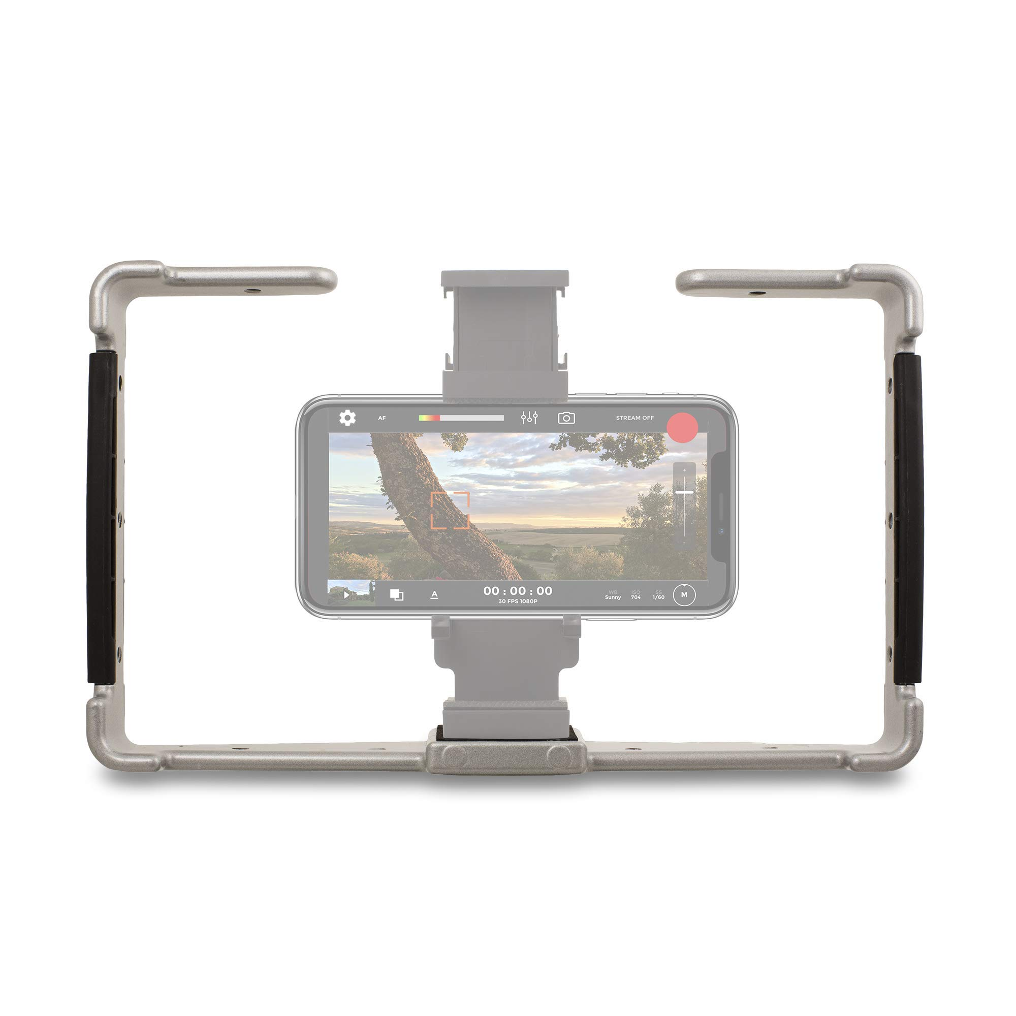 The Padcaster Universal Camera Cage for Phones and Cameras by PADCASTER