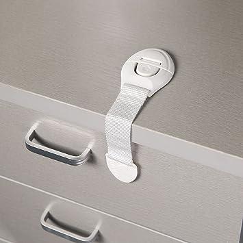 Sicherheitsausrüstung 1 Pc Kinder Kinder Schublade Schrank Tür Schublade Kühlschrank Box Sicherheit Safe Lock
