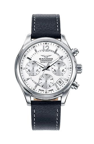 Reloj Suizo Sandoz Hombre 81407-05