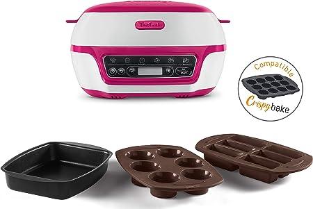 Tefal Cake Factory Machine Intelligente A Gateaux Appareil Cuisson