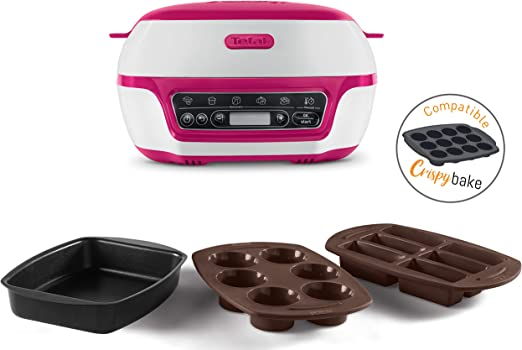 TEFAL - Robot para hornear y repostería, para muffins, con 3 ...