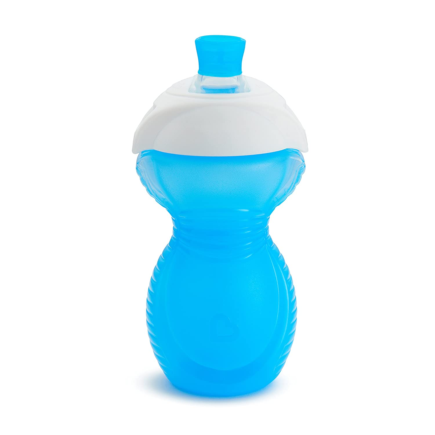 9 Ounce 2 Count Blue//Green Click Lock Bite Proof Sippy Cup