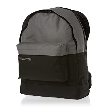 20093c164e QUIKSILVER - SECOND STAGE Surf Wet Suit Pack. Rucksack-Backpack (Black)   Amazon.co.uk  Clothing