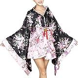 milya lolita kimono damen japanischen traditionellen. Black Bedroom Furniture Sets. Home Design Ideas