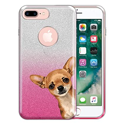 Amazon.com: FINCIBO Funda Compatible Apple iPhone 7/8 Plus ...