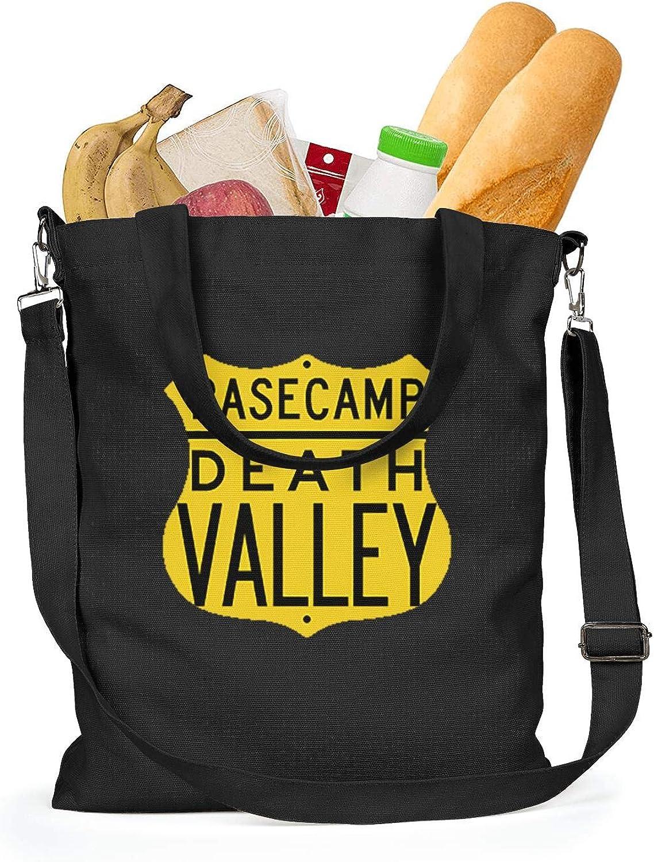 XZWEI Girls Canvas Shoulder Tote Handbags Durable Spacious Crossbody Bag Purses