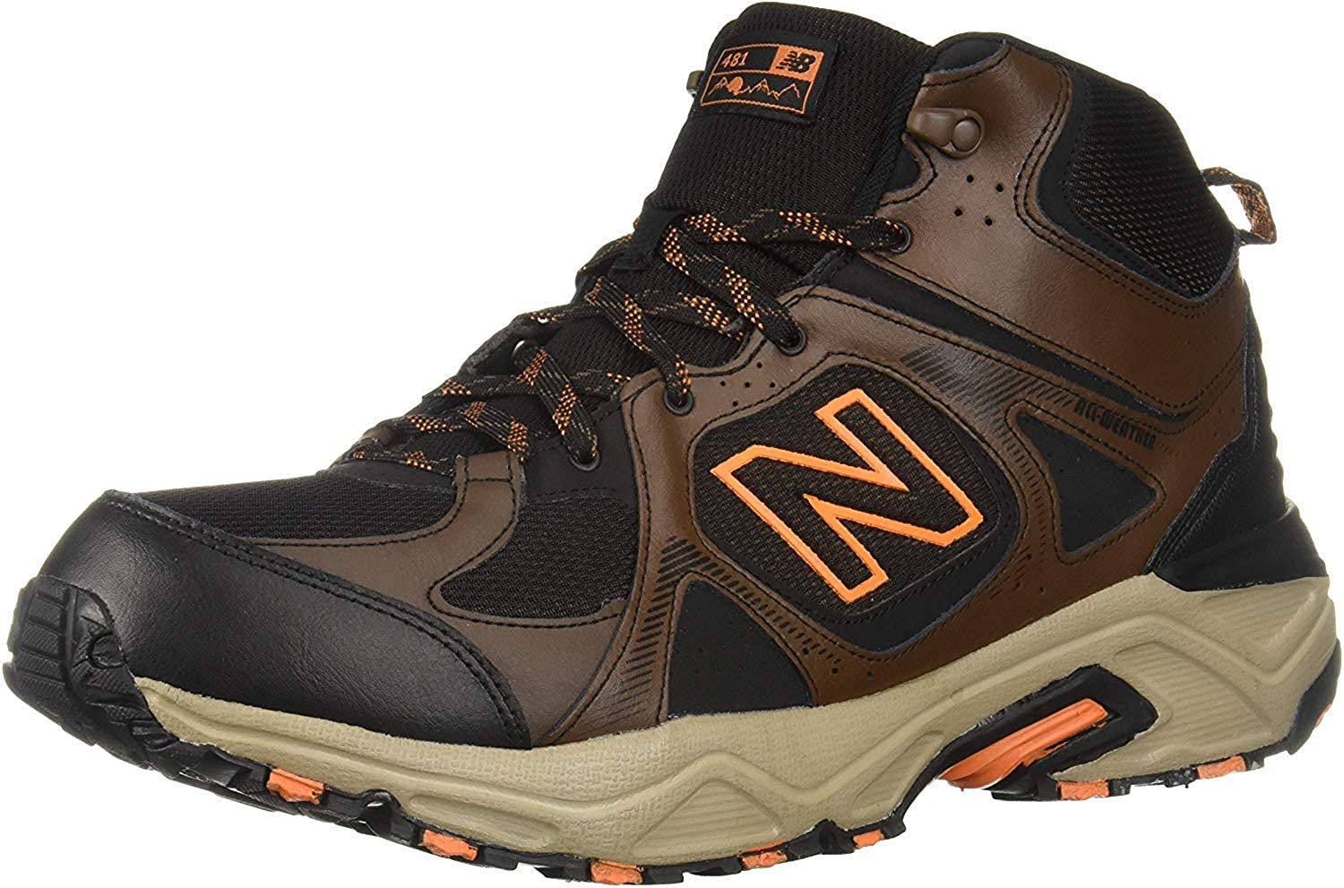 New Balance Men s 481 V3 Cushioning Trail Running Shoe