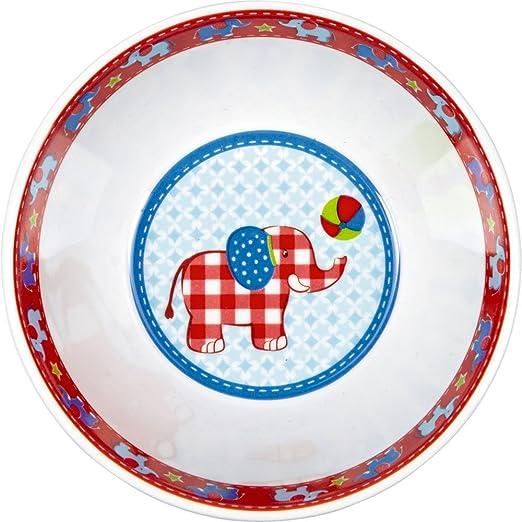 Cuenco Bowl de Melamina Elefante Serie BabyGl/ück