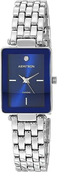 Armitron Women's Genuine Diamond Dial Bracelet Watch, 75/5769