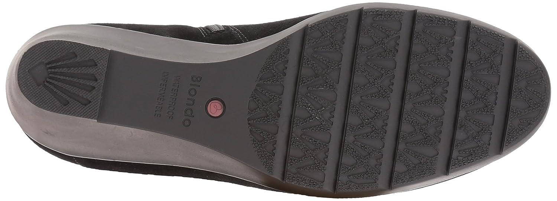 Blondo Women's VOR Waterproof Ankle Bootie B071P155KB 7 B(M) US Black