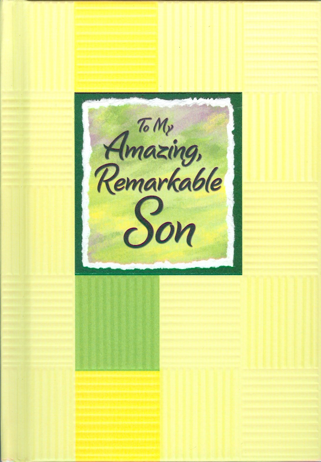 Read Online To My Amazing, Remarkable Son (Blue Mountain Arts Collection) pdf epub
