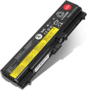 New SL410 T410 T510 Laptop Battery Compatible with Lenovo ThinkPad T520 W510 W520 L412 L420 L512 SL510 50+ Battery fits Lenovo 0A36303 42T4799 42T4751 42T4235 42T4753 42T4796 Notebook Battery