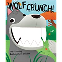 Wolf Crunch! (Crunchy Board Books)