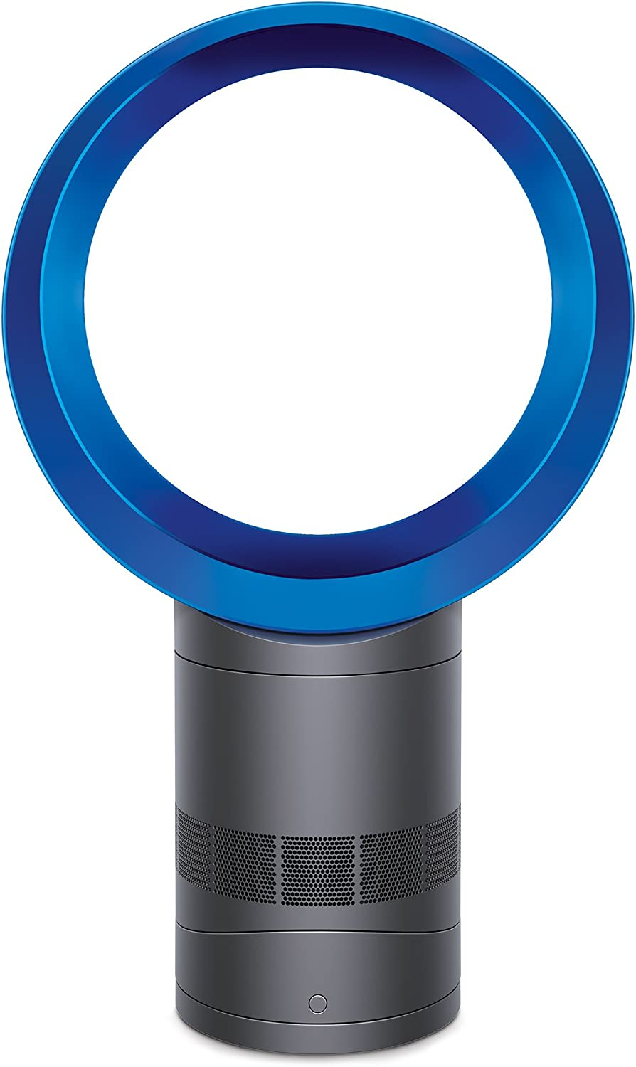 Dyson Air Multiplier AM06 Table Fan, 10 Inches, Iron Blue