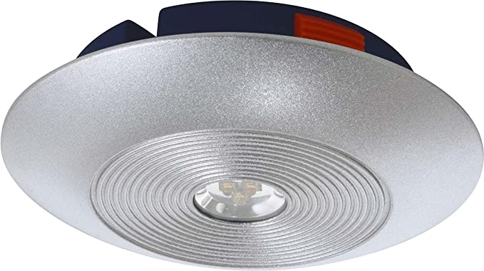 Plafoniere Led Osram : Osram led eb downlight ledvance ldv s wt 840: amazon.it: illuminazione