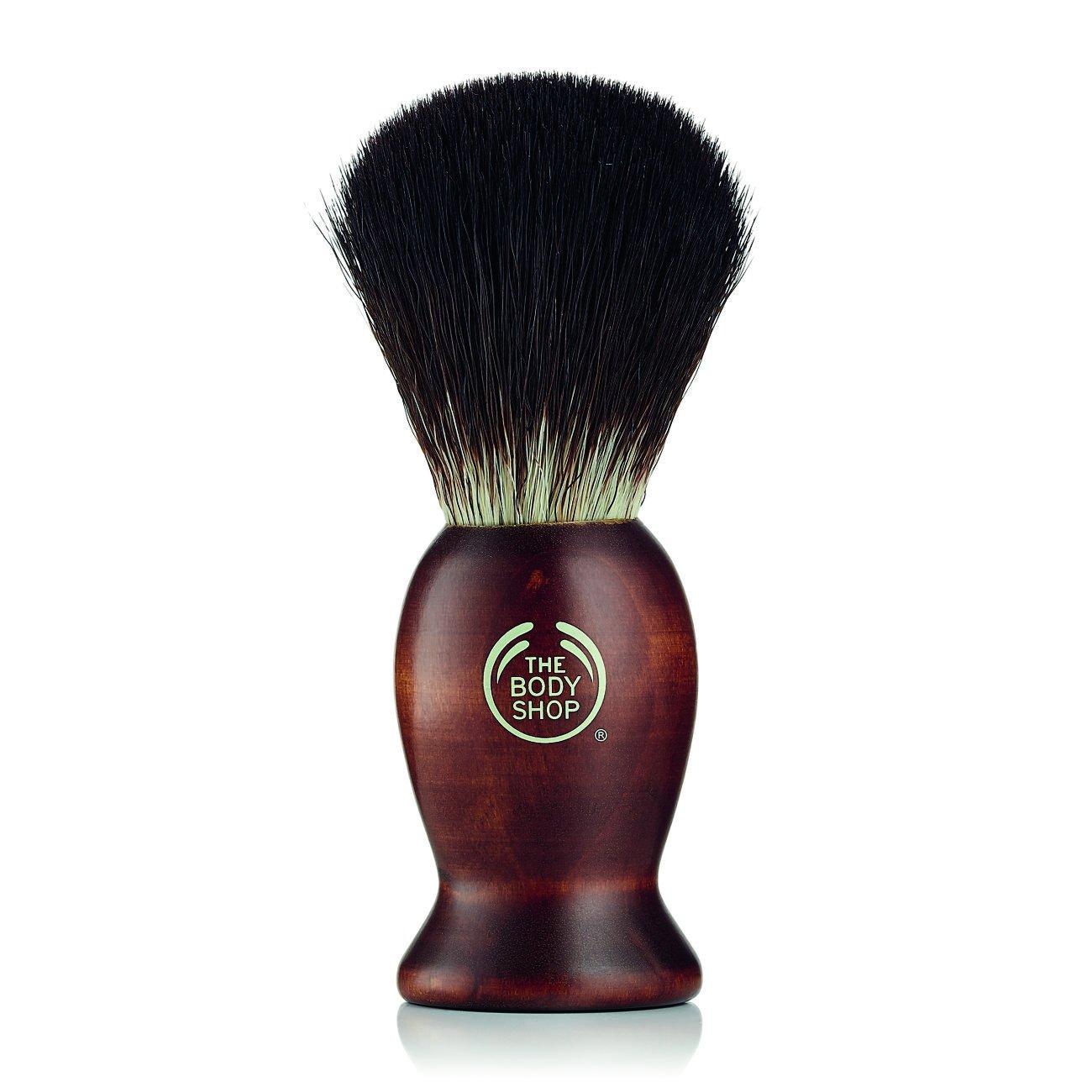 The Body Shop Men's Wooden Shaving Brush