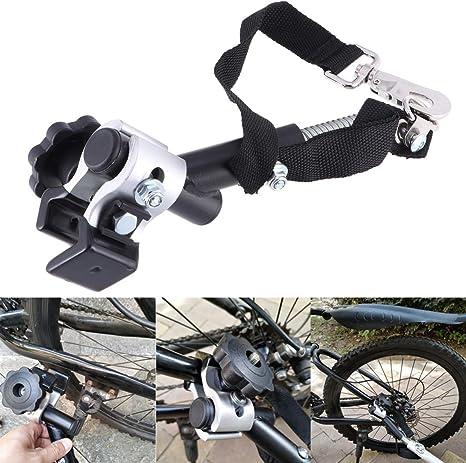 VORCOOL Enganche de Remolque para Bicicleta Enganche de aleación ...