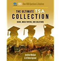 The Ultimate Tsa Collection: 5 Books in One, Over 1050 Practice Questions & Solutions, Includes 6 Mock Papers, Detailed…