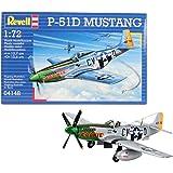 ドイツレベル 1/72 P-51D ムスタング プラモデル